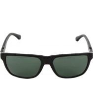 Emporio Armani Ea4035 58近代的な黒501771サングラス