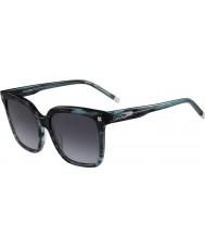 Calvin Klein Collection レディースck4323sストライプグリーンサングラス