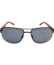 Polo Ralph Lauren Ph3093 62カジュアルな生活は、黒927781偏光サングラスをマット