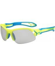 Cebe Cbspgpro s-pring黄色のサングラス