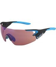 Bolle 第五要素プロマットカーボン青いバラ青いサングラス