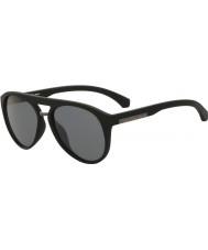 Calvin Klein Jeans Ckj800s黒いサングラス