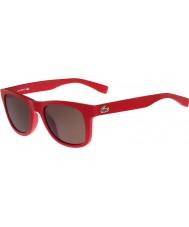 Lacoste L790s赤いサングラス