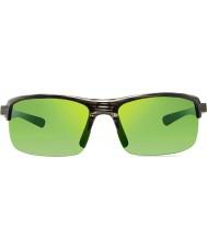 Revo Re4066核心nは生機木目 - 緑水偏光サングラス