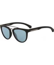 Calvin Klein Jeans レディースckj813s黒のサングラス