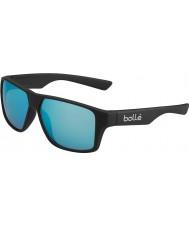 Bolle 12432ブリッケンブラックサングラス