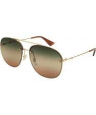 Gucci メンズgg0227s 004 62サングラス