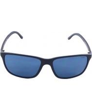 Polo Ralph Lauren Ph4092 58マットブルー550680サングラス