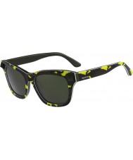Valentino レディースv670ss黒のサングラス