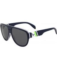 Cebe マイアミ濃い青緑色の1500グレーフラッシュミラーサングラス