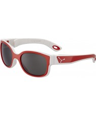 Cebe Cbspies4スパイ赤いサングラス