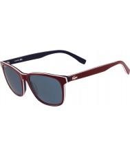 Lacoste L833s赤いサングラス