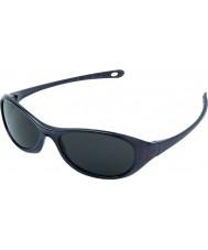 Cebe ヤモリ(年齢5-7)光沢のある黒2000グレーサングラス
