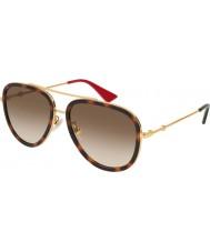 Gucci レディースgg0062s 012 57サングラス