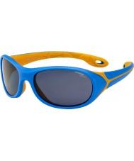 Cebe シンバ(年齢5-7)、青、オレンジ色のサングラス