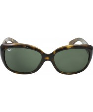 RayBan Rb4101 58ジャッキーおお光鼈甲710サングラス