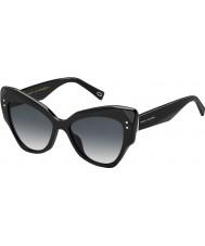 Marc Jacobs レディース絞りかす116-S 807 90黒のサングラス