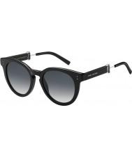 Marc Jacobs レディース絞りかす129-S 807 90黒のサングラス