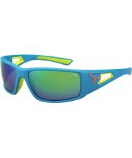 Cebe セッションブルーオレンジ1500グレーミラーグリーンサングラス