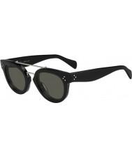 Celine 41043-S CLレディース807 1eと黒のサングラス