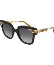 Gucci レディースgg0281s 001 50サングラス