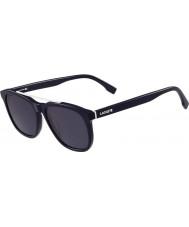 Lacoste メンズは青いサングラスをl822s