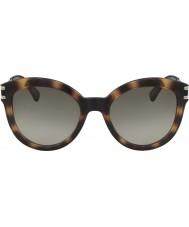 Longchamp Ladies lo604s 214 55サングラス