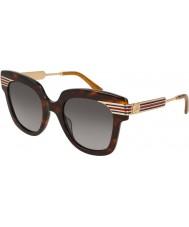 Gucci レディースgg0281s 002 50サングラス
