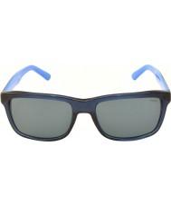 Polo Ralph Lauren Ph4098 57カジュアルな生活透明ブルー556387サングラス