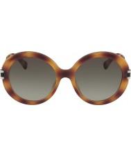 Longchamp Ladies lo605s 214 55サングラス