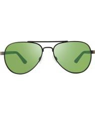 Revo Rbv1000 bonoの署名zifiガンメタ - グリーン偏光サングラス