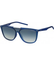 Polaroid 青色の偏光サングラスZ7 Pld6024-sのTJC