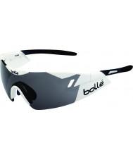 Bolle 12162第六感の白いサングラス