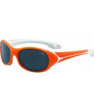 Cebe フリッパー(年齢3-5)オレンジ色のサングラス