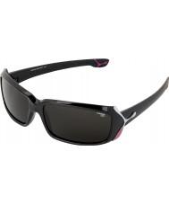 Cebe リップスティック(9歳プラス)光沢のある黒2000グレーサングラス