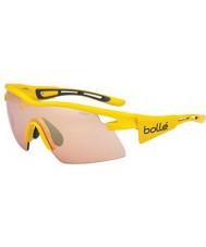 Bolle 渦黄色TDF変調器は、銃のサングラスをバラ