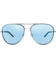 Revo Re1022風速IIクロム - 青い水偏光サングラス